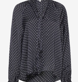 Tommy Hilfiger blouse, marineblauw