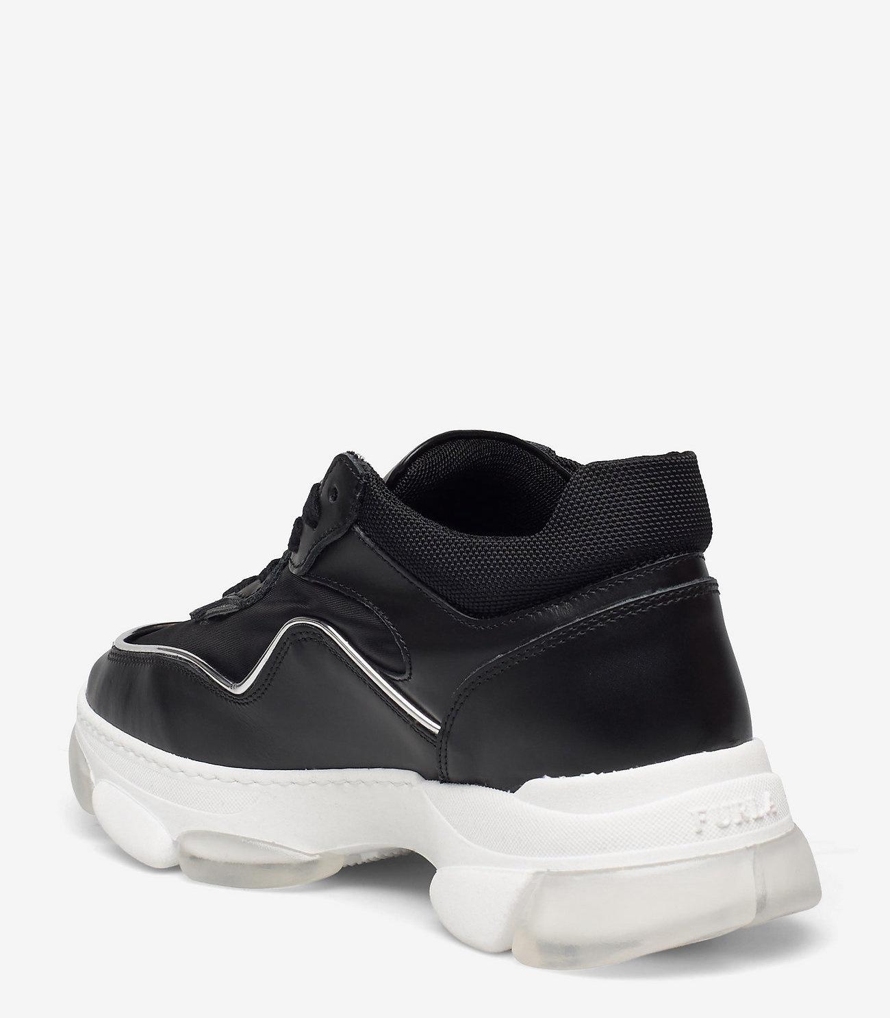 Furla WONDERFURLA Dames sneakers, zwart