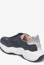 Laura Bellariva Dames Sneakers, blauw