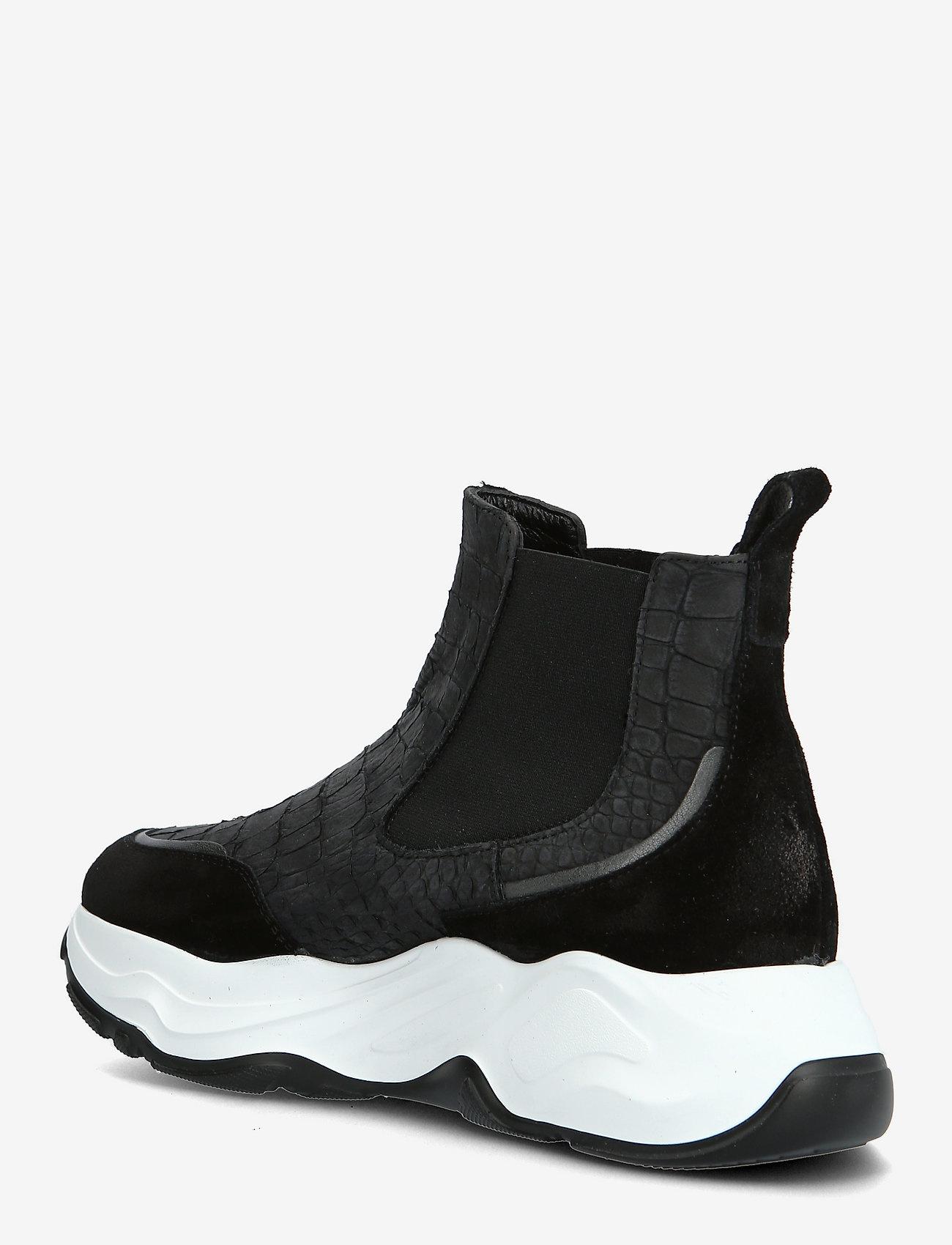 Laura Bellariva  Dames sneakers, zwart