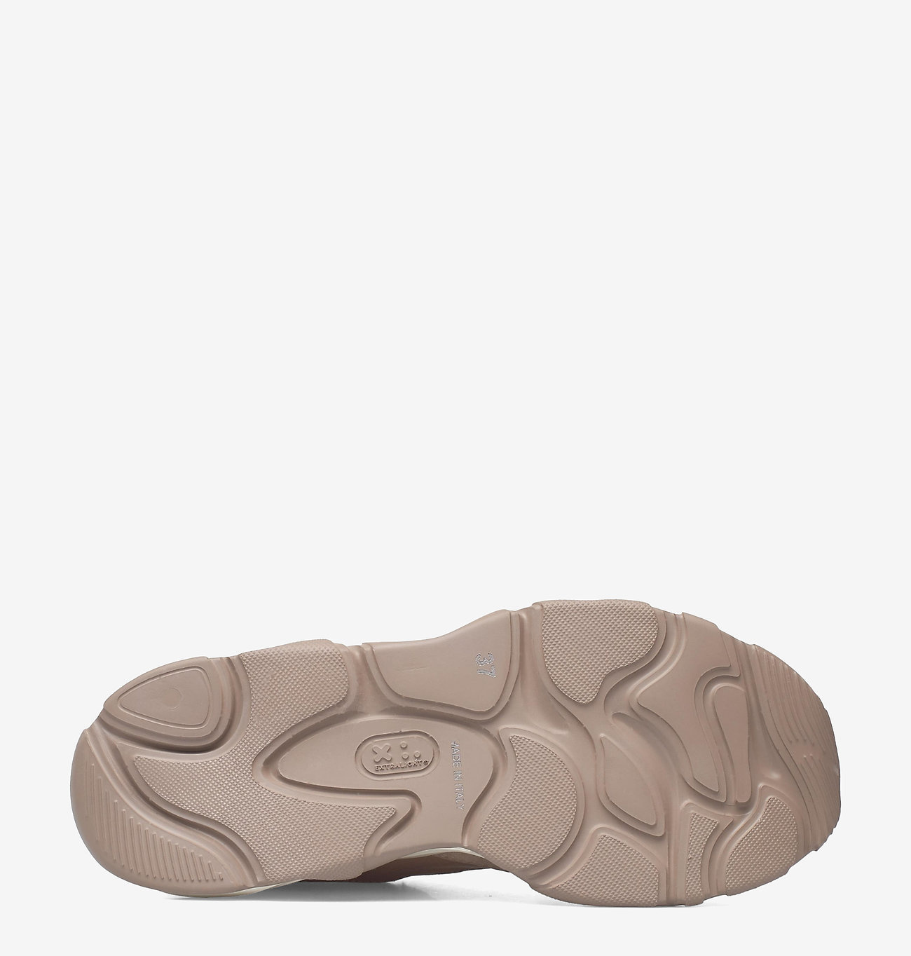 Laura Bellariva leder Sneakers, beige