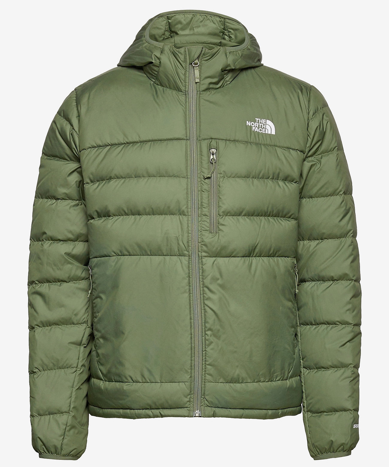 The North Face Winterjas, groen