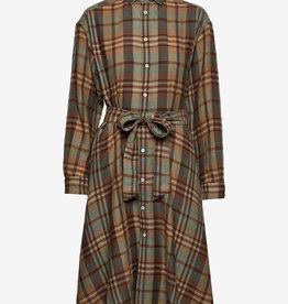 Polo Ralph Lauren Maxi-jurk, bruin