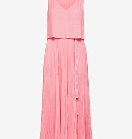HUGO iconic jurk, roze