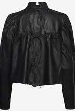 Custommade dames blouse, zwart