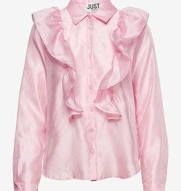 Just Female blouse, roze