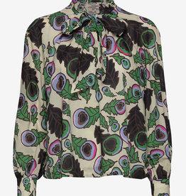 Baum und Pferdgarten blouse, multi