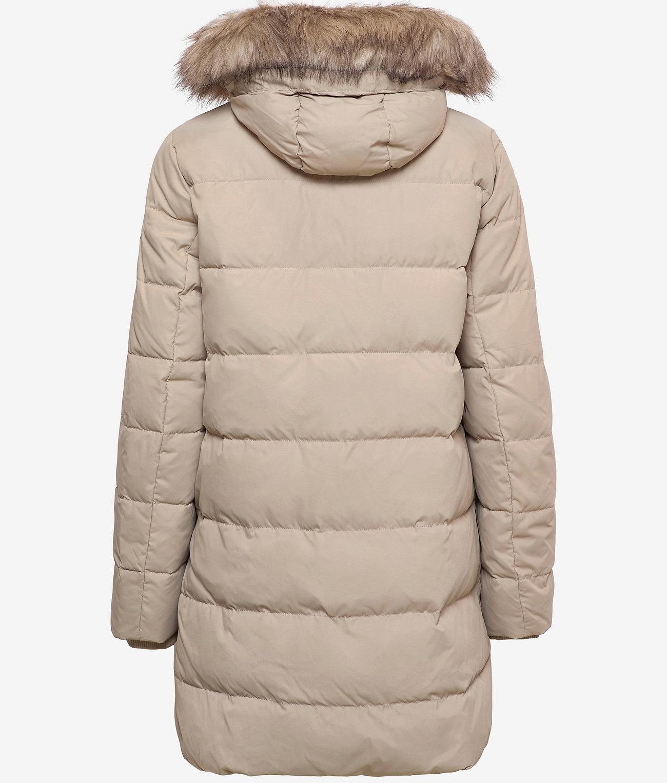 Lauren Ralph Lauren  Dames winterjas, beige