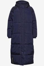Résumé Dames winter jas, blauw