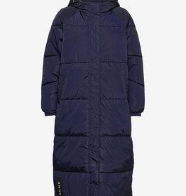 Résumé winter jas, blauw