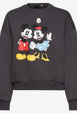 ONLY  DISNEY Dames Sweater, zwart
