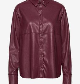 Max&Co. blouse, bordeauxrood