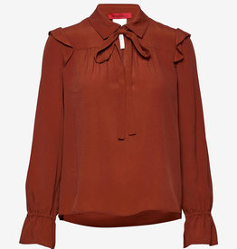 Max&Co. blouse, rood