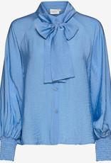 Gestuz Dames blouse, blauw