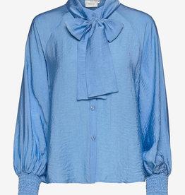 Gestuz Oxus blouse, blauw