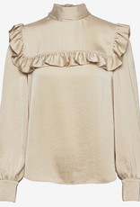 See by Chloé Dames blouse, beige