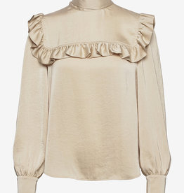See by Chloé blouse, beige