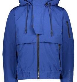 Tigha Eason winterjas, blauw