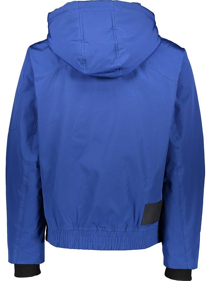 Tigha Heren winterjas, blauw