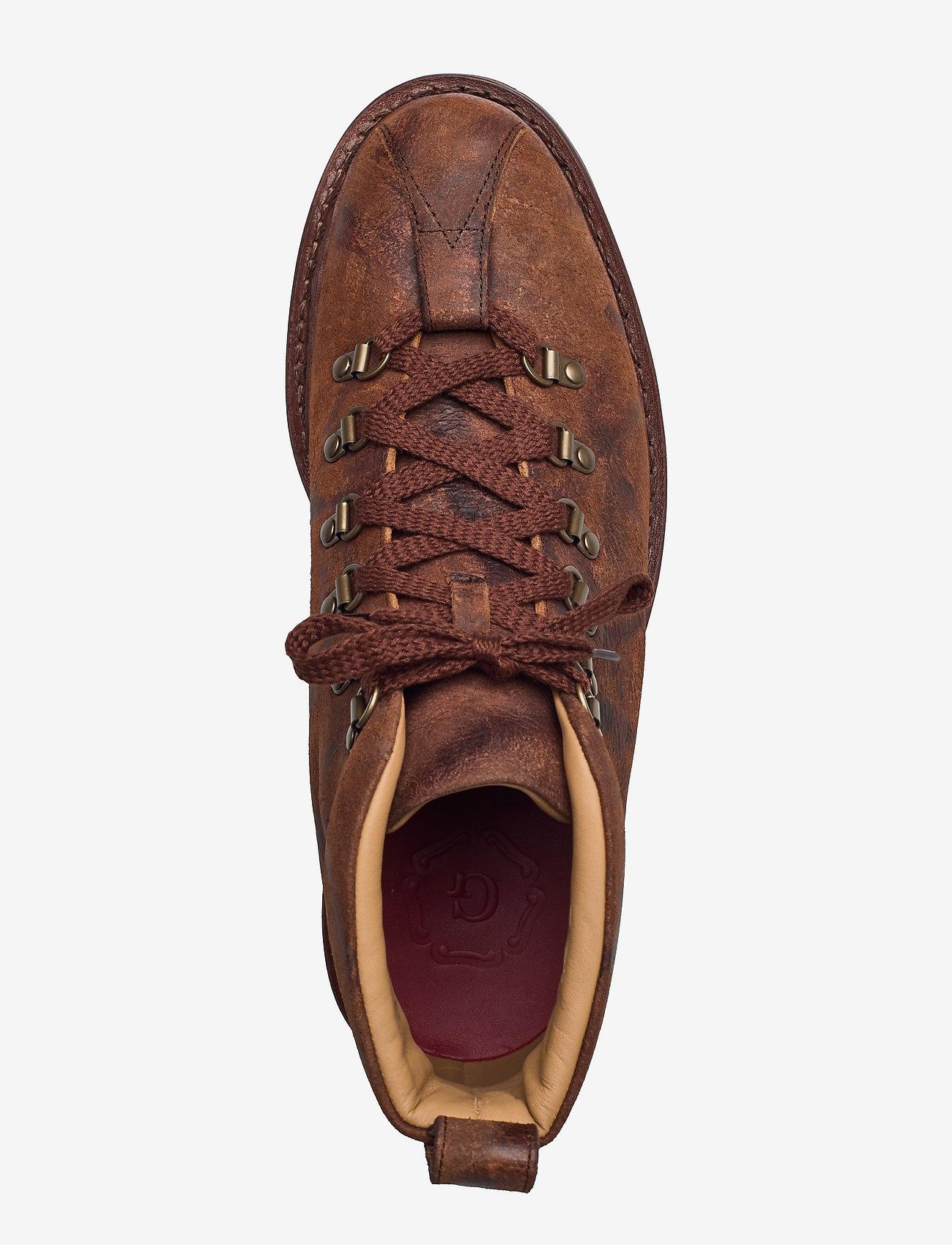 Grenson Heren Trekkingschoenen, bruin