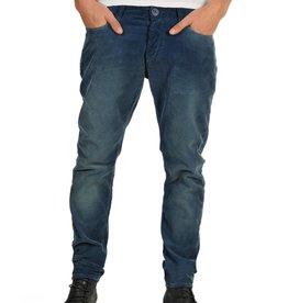Cross Jeans Ribbroek, blauw