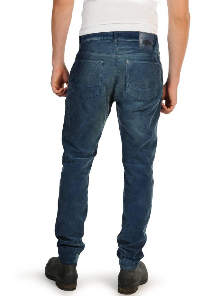 Cross Jeans Max Ribbroek, blauw