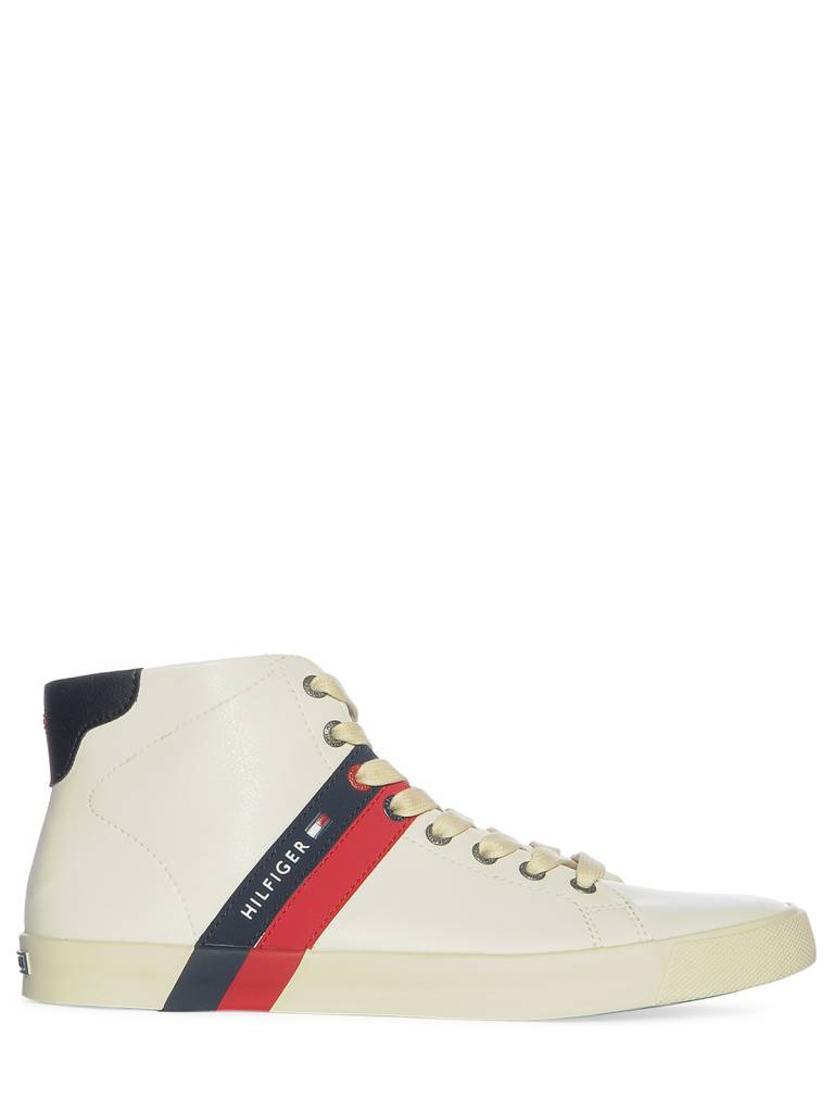 Tommy Hilfiger Volley 6A sneakers, wit