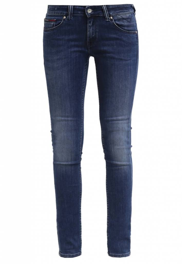 Tommy Hilfiger Skinny Jeans Sophie, blauw