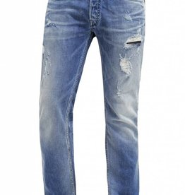 Replay Classic jeans,blauw