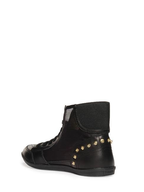 Diesel Dames Sneaker, zwart