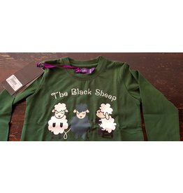 T-shirt The Black sheep size 104