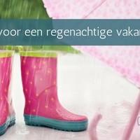 3 tips voor een regenachtge dag
