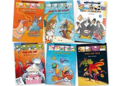 Strips voor beginnende lezers