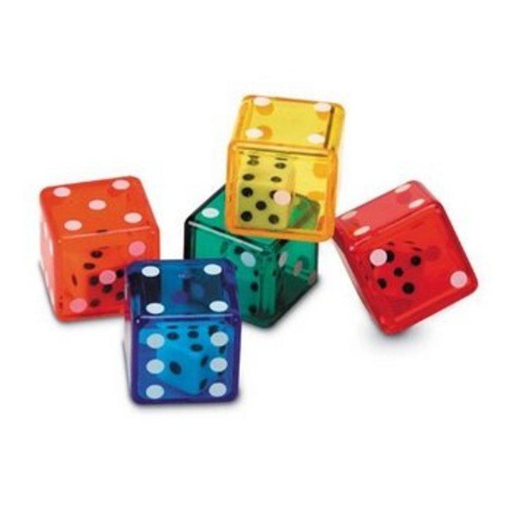 Double dice dobbelstenen