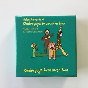 Kinderyoga Avonturen Box