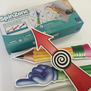 Whiteboard spinners