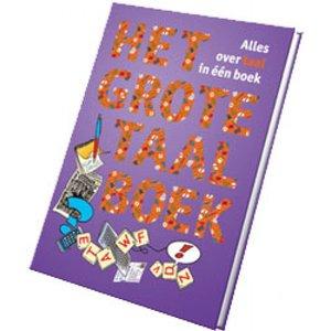 Het grote Taalboek -overzichtsboek