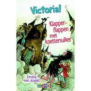 Victoria! Klapperflappen met knettersuiker