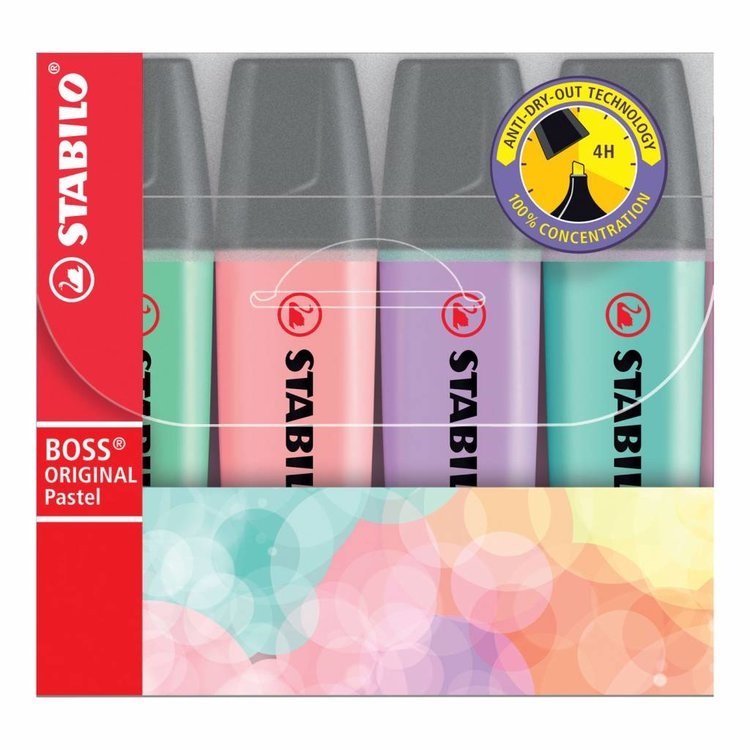 Stabilo Boss Markers