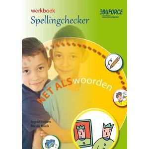 Spellingchecker werkboeken