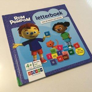 Letterboek Rompompom