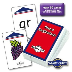 Smart Chute cards for English Language