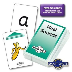 Smart Chute cards for English Language