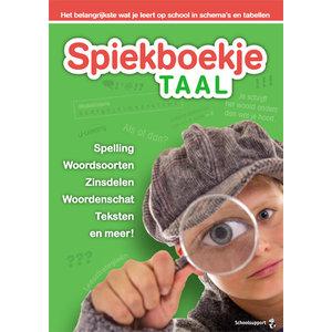 Spiekboekjes voor taal en rekenen