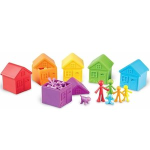 All About Me Family  -  Onze Buren