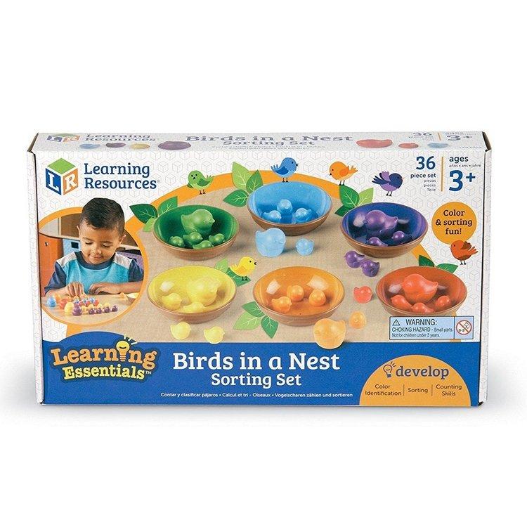 Vogelnestjes