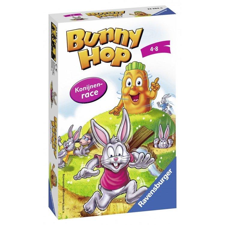 Bunny Hop Konijnenrace pocketspel