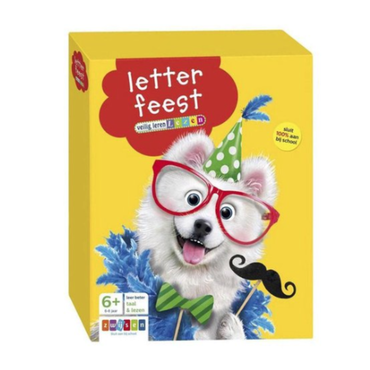 Veilig leren lezen Letterfeest