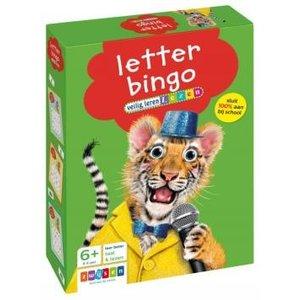 Veilig leren lezen Letterbingo