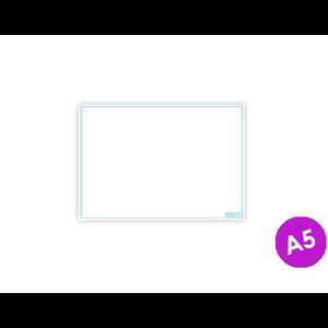 Whiteboard kaarten - Blanco A5